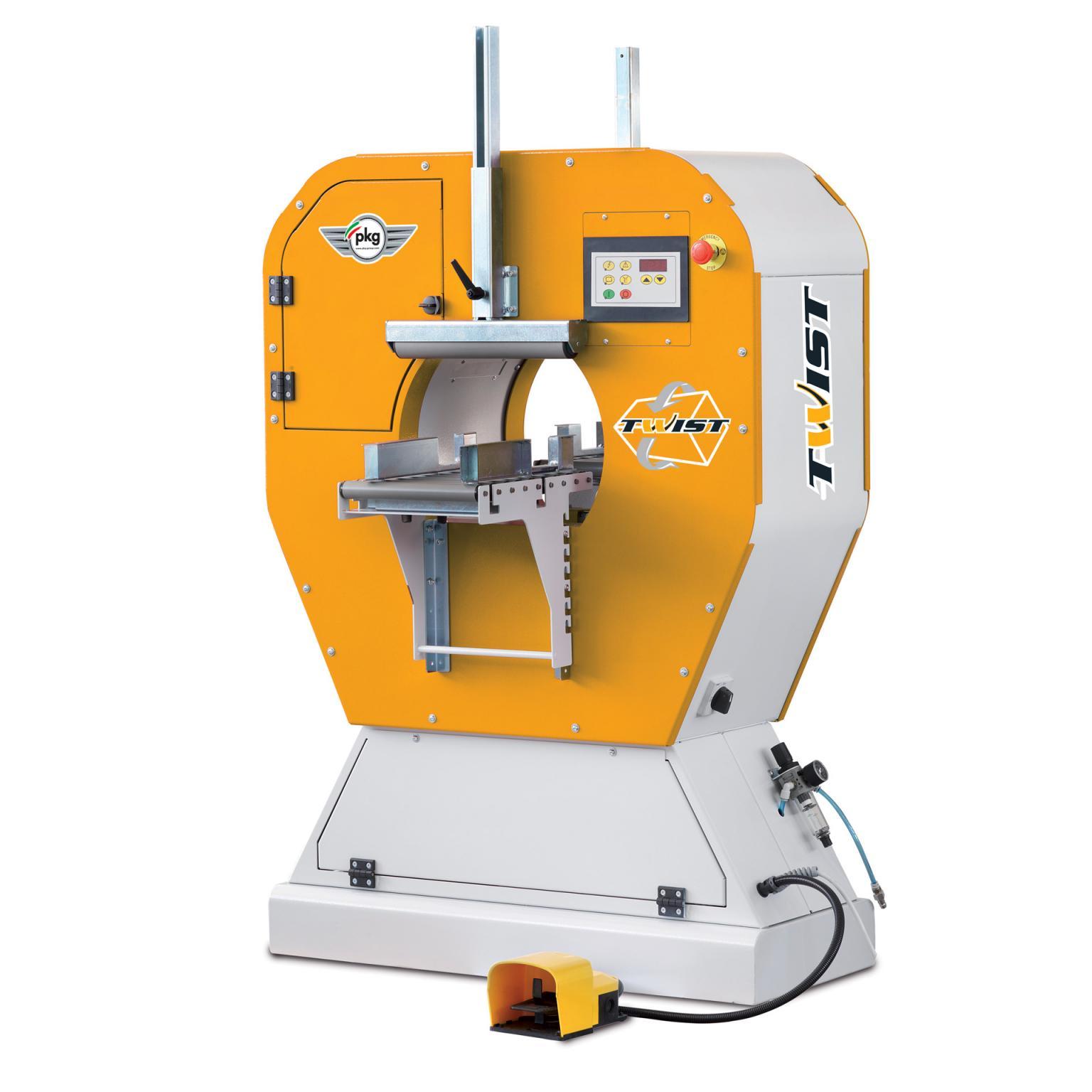 Menor makina dikey streç sarma makinesi